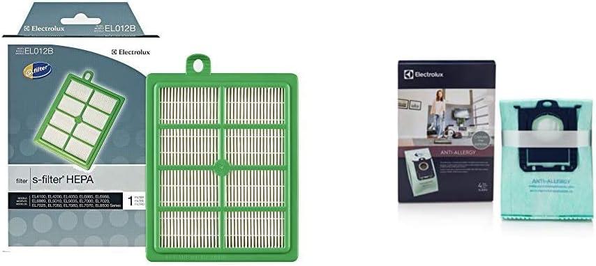 Replacement For Electrolux EL012B Type H12 HEPA Vacuum Filter