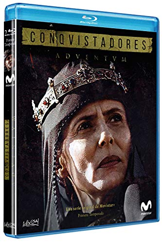 Conquistadores - Adventum T1 [Blu-ray]