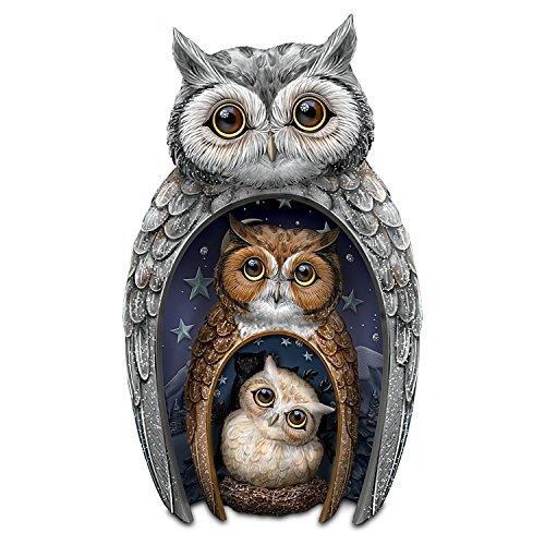 cute owl figurines for sale