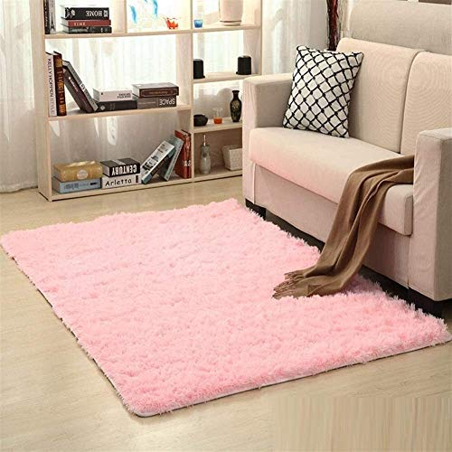 13 Color Tapijten Woonkamer Slaapkamer wollen kleed Antislip Soft Carpet mattenset Pink purpule Zwart Grijs Groen Blauw Rood dljyy (Color : M, Size : 60x120CM)
