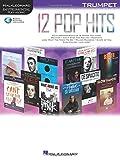 12 Pop Hits - Trumpet: Instrumental Play-Along (Hal Leonard Instrumental Play-along)