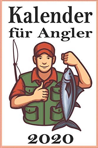 Kalender 2020 für Angler: A5 Format iKalender i 108 Seiten iKalender zum planen deiner nächsten Anglerausflüge
