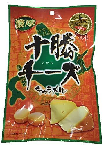 十勝製菓 十勝チーズキャラメル 70g×10袋