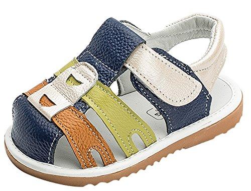 La Vogue Zapatos Bebé Niño Sandalia Antideslizante