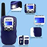 Zoom IMG-1 retevis rt388 walkie talkie bambini