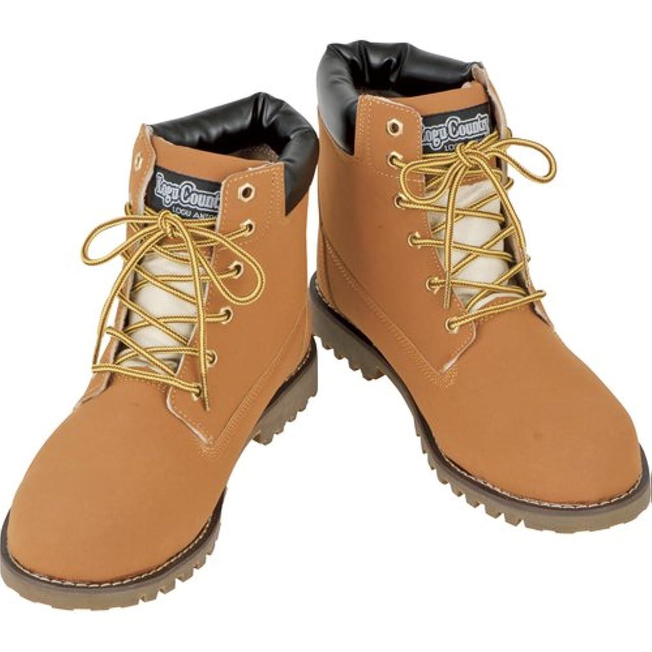 フロー男やもめ芸術[コーコス]CO-COS ワークギア ZB390ログカントリー安全靴?セーフティーシューズ