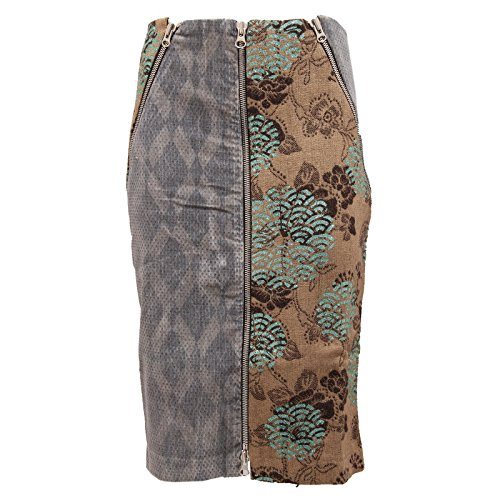 2577R gonna donna CUSTO BARCELONA SLASH NY skirt woman