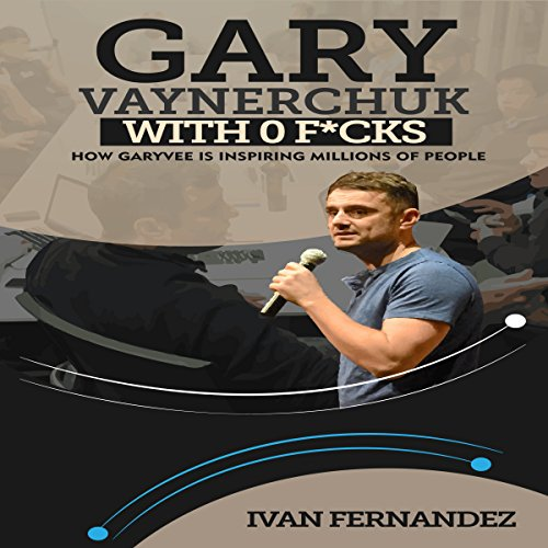 Gary Vaynerchuk with 0 F--ks audiobook cover art