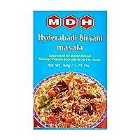 MDH Hyderabadi Biryani Masala、50グラム
