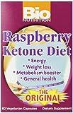 Bio Nutrition Ketone Diet Vegi-Caps, Raspberry, 60 Count...