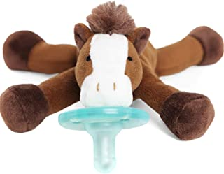 WubbaNub Infant Pacifier - Horse