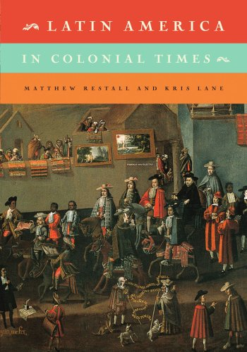 Compare Textbook Prices for Latin America in Colonial Times 1 Edition ISBN 9780521132602 by Restall, Matthew