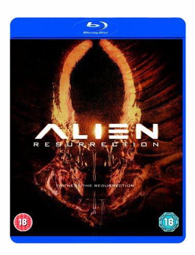 Alien - Resurrection [Edizione: Regno Unito] [Italia] [Blu-ray]