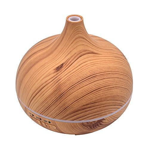 Moent Luftbefeuchter Luftaroma Luftbefeuchter Ultraschall Luft Aromatherapie ätherisches Öl Diffusor 150ml Luftbefeuchter