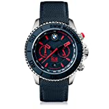 Ice-Watch - BMW Motorsport (Steel) Blue Red - Men's Wristwatch with Leather Strap - 001126 (Extra Large)