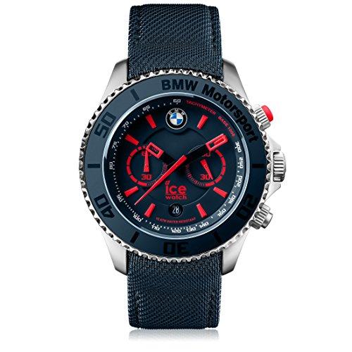 Ice-Watch - BMW Motorsport (steel) Blue Red - Orologio blu da Uomocon...