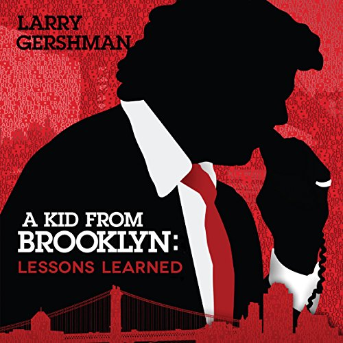 A Kid from Brooklyn audiobook cover art