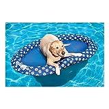 SwimWays Spring Float Paddle Paws Dog...