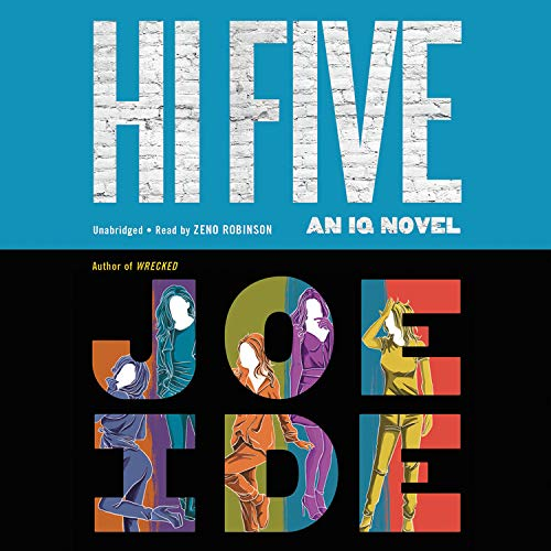 Hi Five Audiobook By Joe Ide cover art