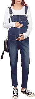 Pantalón con Peto Vaqueros De Mujer