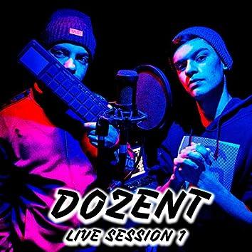 Dozent Live Session 1