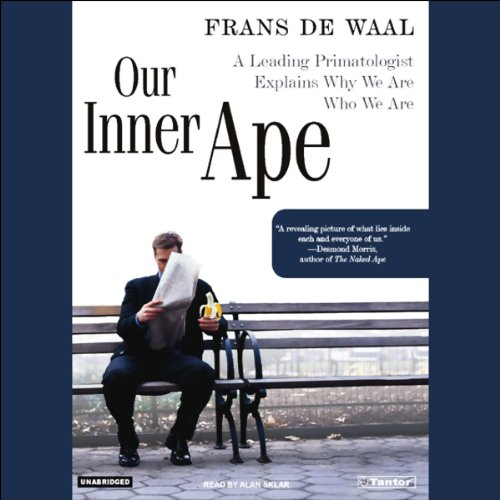 Our Inner Ape audiobook cover art