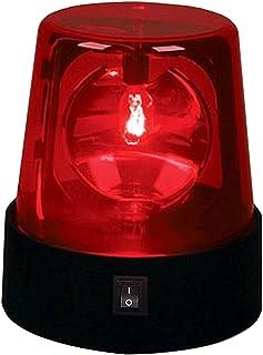 noodsituatiestroboscoop LED baken licht waarschuwing knipperende noodvoertuig lichten voor auto's en vrachtwagens (rood)