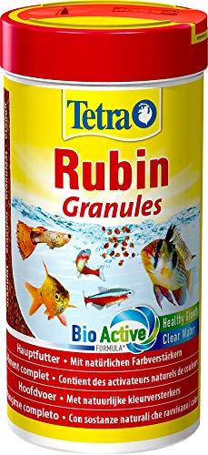 Alimento básico Tetra Rubin, diferentes tamaños