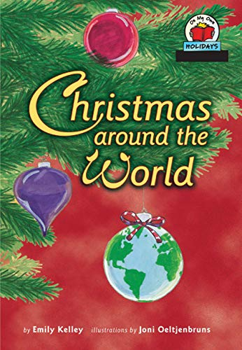 Christmas Around The World - Revised Ed (On My Own Holidays (Paperback))