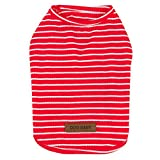 Pull Petit Chien Chat Chiot Pull Pull Vêtements/Pull Confortable Petit Chien Pull Chat Pull Chiot Pull Manteau pour Petits Chiens Chats Chiot Rose Rouge Bleu Gris Herbe - Poids 1.2-9.0 Kgs