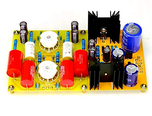 Find Discount bled PRT06A 12AX7+12AT7 Tube preamplifier board Base on MATISSE circuit 280V