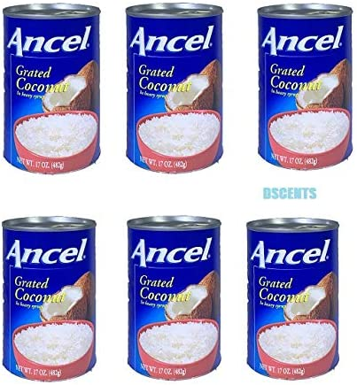 Ancel Grated Coconut Pack of 6 product image