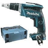 Makita DFS452ZJ Atornillador a batería Brushless 18V + maletin makpac