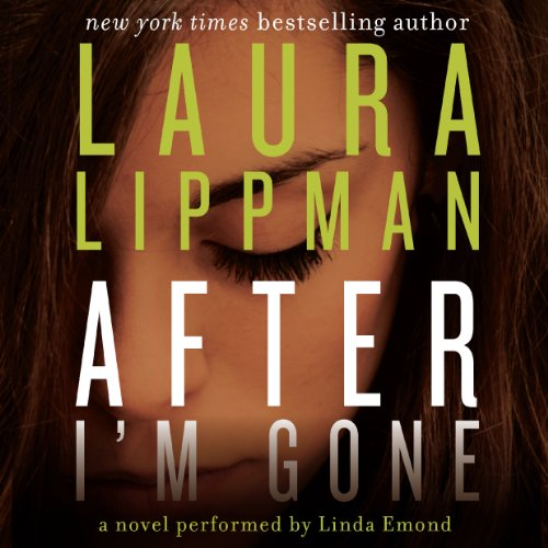 After I'm Gone audiobook cover art