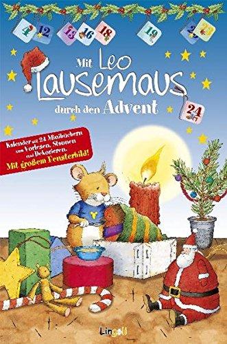 Adventskalender - Mit Leo Lausemaus durch den Advent (Lingoli)