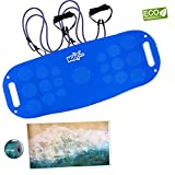 NILLYGYM Balance Fit Board with Exercise Mat Included
