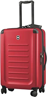 Spectra 2.0 Medium Hardside Spinner Suitcase, 27-Inch, Red