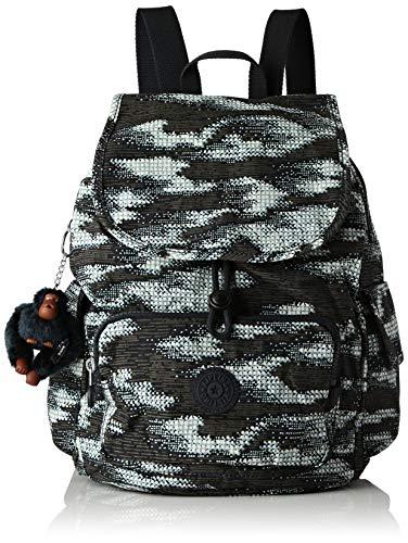 Kipling Damen City Pack S Rucksack, Mehrfarbig (Dynamic Dots), 27x33.5x19 cm