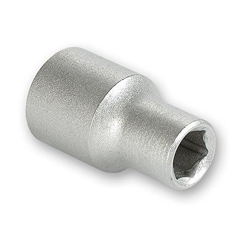 PROXXON 23404 Steckschlüsseleinsatz / Nuss 10mm Antrieb 12,5mm (1/2')