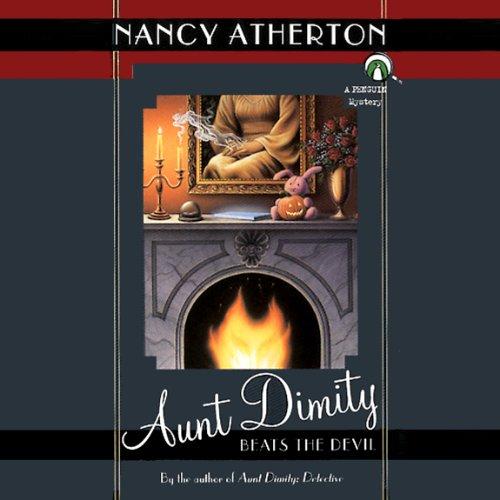 Aunt Dimity Beats the Devil audiobook cover art