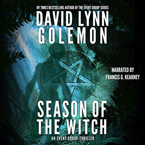 Season of the Witch (An EVENT Group Thriller) audiobook cover art
