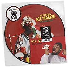 Biz Markie: The Biz Never Sleeps Deluxe Edition Pic Disc