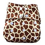Tushions Diaper Cover One Size FIts 5-15 Kgs (Twiga)