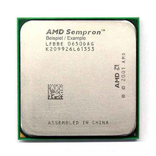 AMD Sempron 64 2800+ 1.6GHz/256KB Sockel/Socket 754 SDA2800AIO3BX CPU Processor (Generalüberholt)