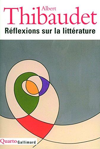 Réflexions sur la littérature