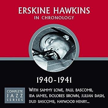 Complete Jazz Series 1940 - 1941