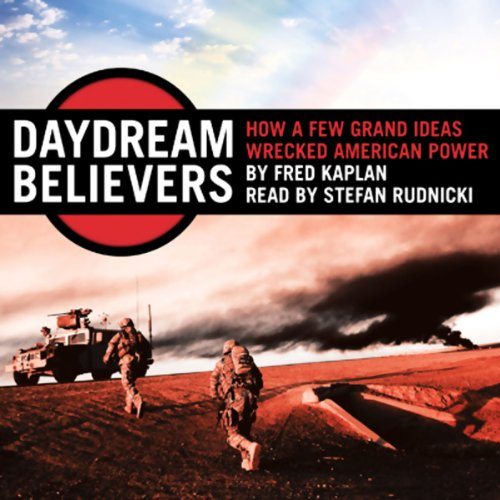 Daydream Believers audiobook cover art