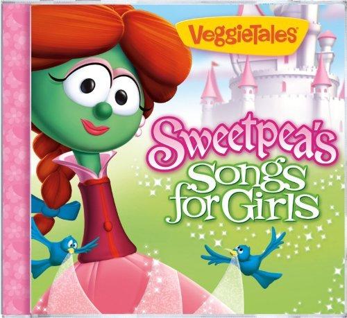 Sweetpea's Songs for Girls by VeggieTales [2010] Audio CD