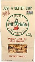 Mi Nina, Sea Salt White Corn Tortilla Chip, 12 oz