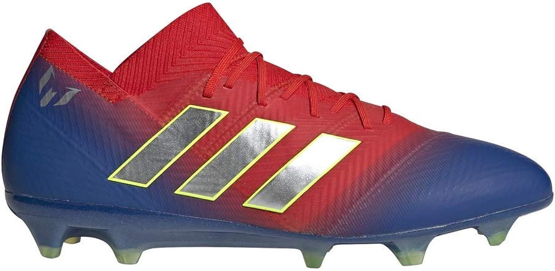 Adidas Men's Nemeziz Messi 18.1 FG Soccer Cleats